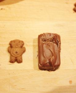 teddy choc