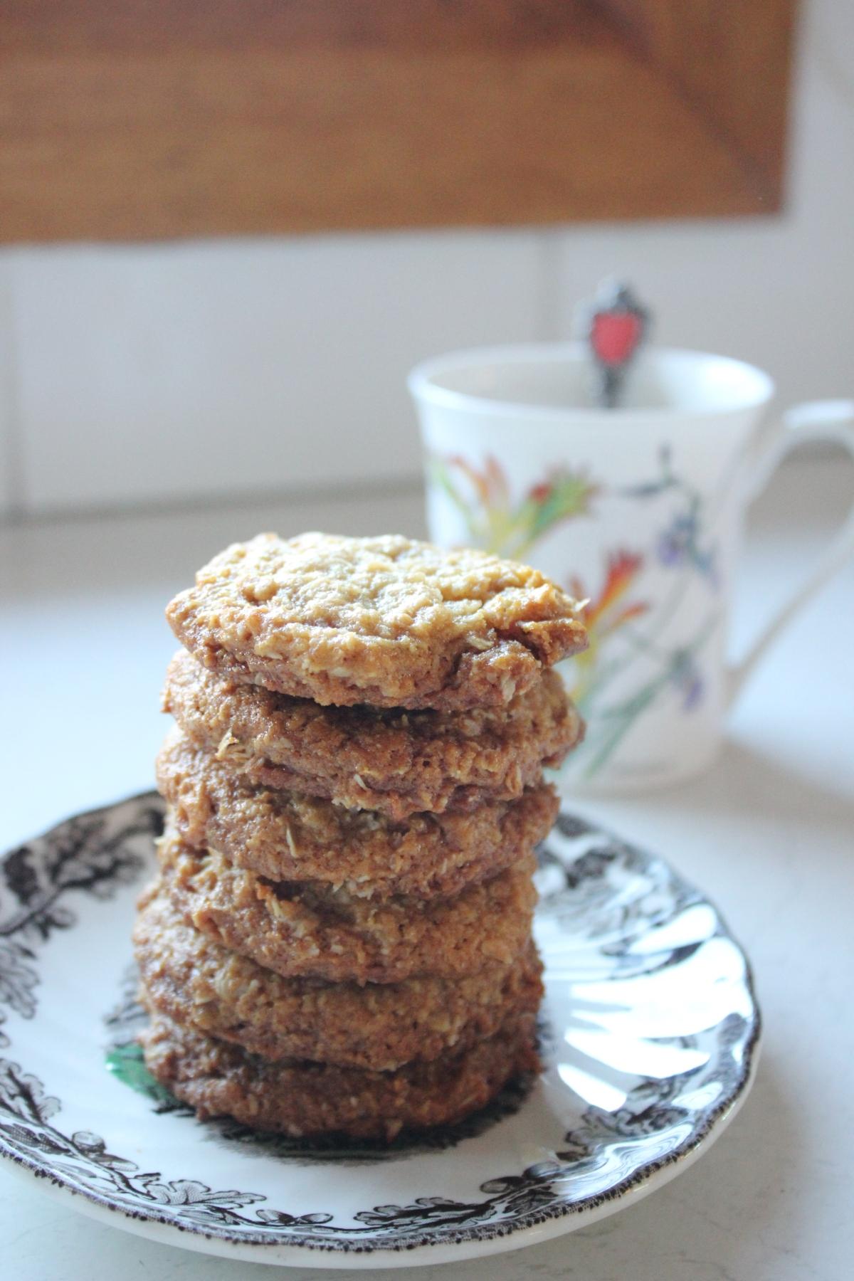 Anzac biscuits andpatriotism