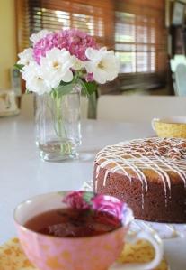 tea cake flowers