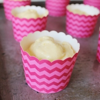 Vanilla caramel crisp cupcakes and unlikely combinations
