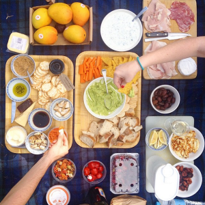 cheese picnic