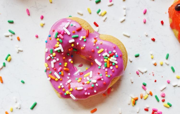 halloween doughnuts sprinkles