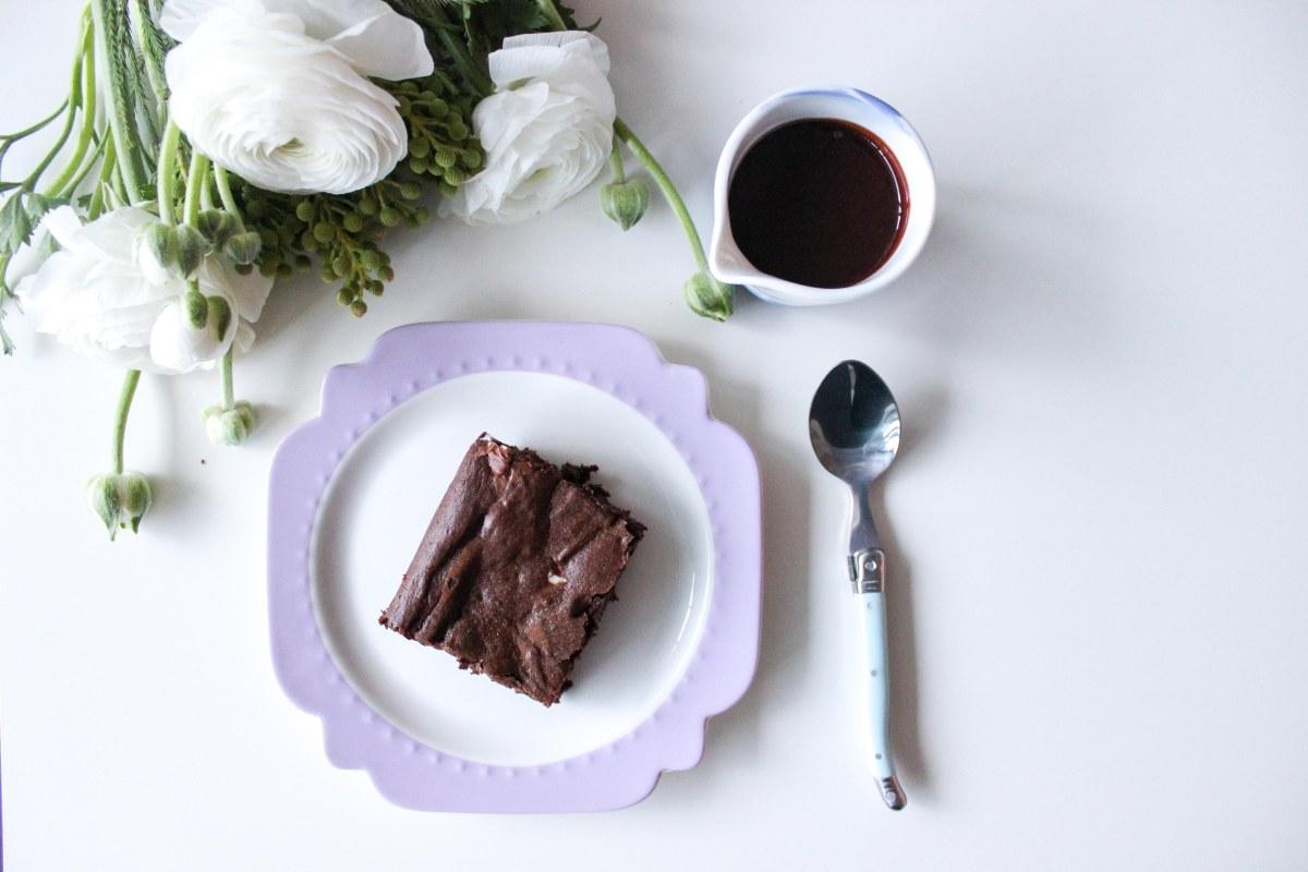 Baileys brownies and chocolate